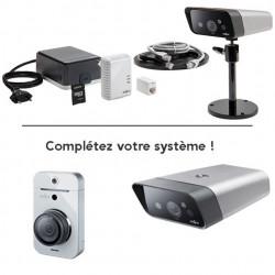 Système de videosurveillance extérieure Diagral DIAG00VSX