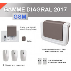 Pack GSM