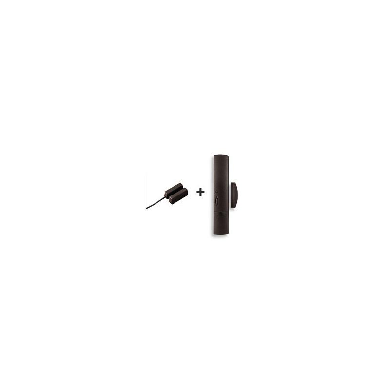 diag33apx contact d8932 d tecteur d 39 ouverture multicontacts brun 1ou2clics. Black Bedroom Furniture Sets. Home Design Ideas