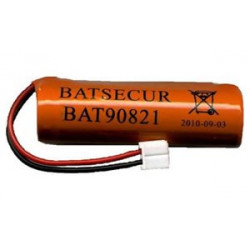 pile Bat90821 BatSecur, compatible Daitem 908-21X