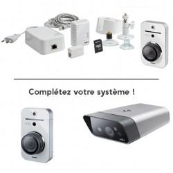 Système de videosurveillance intérieure Diagral DIAG01VSX