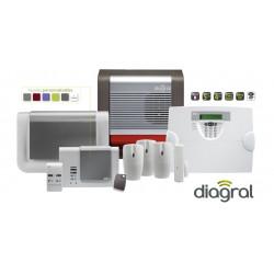 Pack Alarme Diagral DIAG18BSF