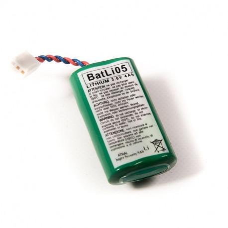 pile alarme BatLi05 Daitem d'origine