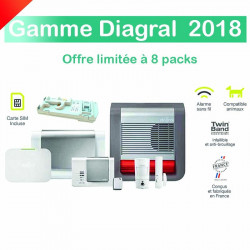 Pack Alarme Diagral