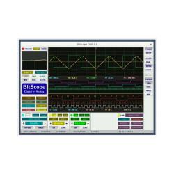 Oscilloscope numérique Bitscope BS05U