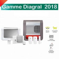 Promo 1 - Pack Alarme Diagral