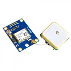 Module GPS NEO-6M GY-NEO6MV2 + Antenne Pour Arduino