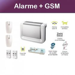 Promo 6 - Pack Alarme Diagral