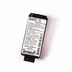pile Bat31 BatSecur, compatible BatLi31 Daitem