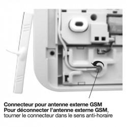 Antenne GSM pour DIAG55AAX/Centrale DIAG91