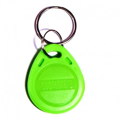 Badge vert clair, compatible Diagral