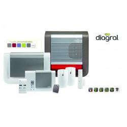 pack alarme Diagral DIAG05ASF